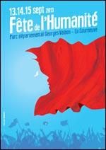CAMPING FETE DE L'HUMANITE 2013